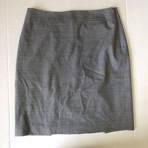 Banana Republic Gray Pencil Skirt - Sz 12